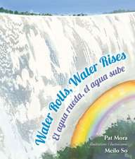 Water Rolls, Water Rises:  El Agua Rueda, El Agua Sube