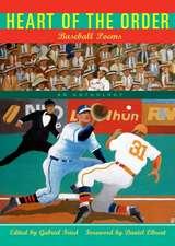 Heart of the Order – Baseball Poems