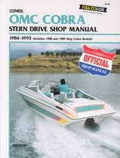 OMC Cobra Strn Drv 86-1993