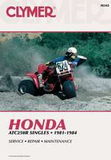 Honda Atc250r Singles 81-84