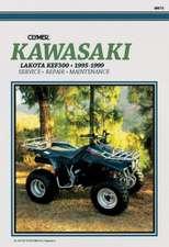 Kawasaki Kef300 Lakota 1995-1999