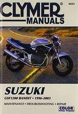 Suzuki Gsf1200 Bandit 96-03