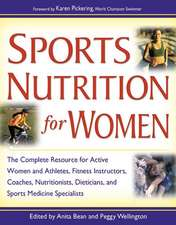 Sports Nutrition for Women