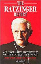 The Ratzinger Report