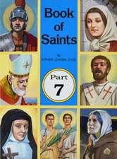Book of Saints, Part 7