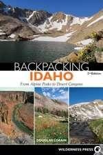Backpacking Idaho