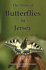 The State of Butterflies in Jersey