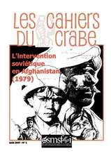 l'intervention soviétique en Afghanistan (1979) - Les Cahiers du crabe