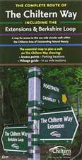 Gulliman, S: Map of the Complete Chiltern Way