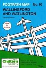 Footpath Map No. 10 Wallingford and Watlington