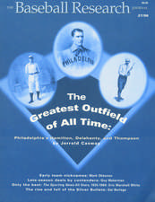The Baseball Research Journal (BRJ), Volume 27
