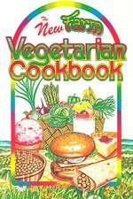 The New Farm Vegetarian Cookbook
