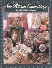 Art of Silk Ribbon Embroidery - The - Print on Demand Edition