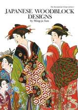 Japanese Woodblock Designs:  A Collector's Guide