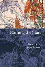 Naming the Stars:  Poems
