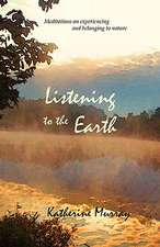 Listening to the Earth