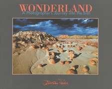 Wonderland:  A Photographer's Journey Into the Bisti