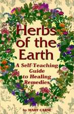Herbs of the Earth: A Self-Teaching Guide to Healing Remedies
