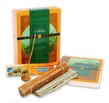 The I Ching Workbook Gift Set [With Workbook and Incense, Holder, 50 Yarrow Stalks, Cloth]:  How the Book of Changes Began