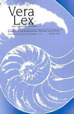 Vera Lex Volume 8