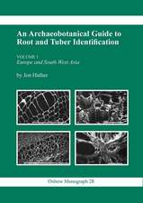 An Archaeobotanical Guide to Root & Tuber Identification