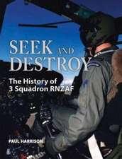 Harrison, P: Seek and Destroy