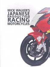 Japanese Production Racing Motorcycles:  'Claudine Von Bella'