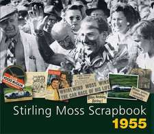 Stirling Moss Scrapbook 1955:  Archival Images from the Internet