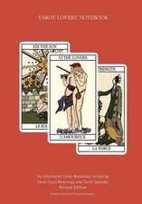 Tarot Lovers' Notebook