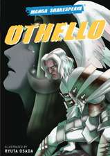 Manga Shakespeare Othello