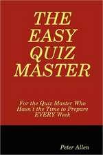 The Easy Quiz Master
