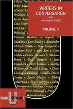 Writers in Conversation Volume 4