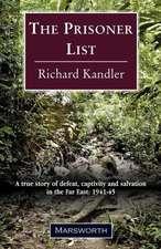 The Prisoner List