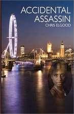 Accidental Assassin:  The First of Three Books That Follow the Upward Mobility of Nshila Marghrita Ileloka