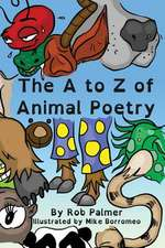 The A to Z of Animal Poetry
