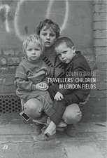 Travellers Children in London Fields