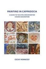 Painting in Cappadocia