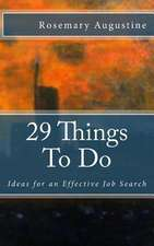 29 Things to Do