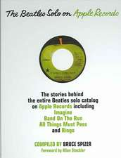 The Beatles Solo on Apple Records:  The Niacin Solution