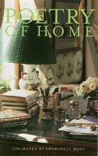 Poetry of Home