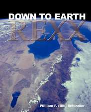 Down to Earth REXX