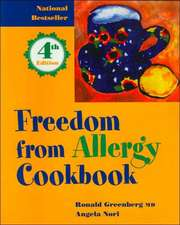 Freedom from Allergy Cookbook:  450 Gluten Free Recipies