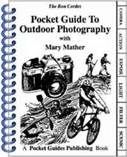 Pocket Guide to Outdoor Photography