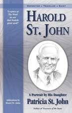 Harold St. John