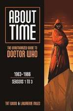 About Time:  1963-1966 Seasons 1 to 3
