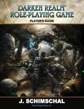 Darken Realm Role Playing Game Player's Guide