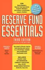 Reserve Fund Essentials:  Jack, the Joker and the Thief (PB)