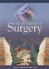 The Business of Surgery