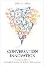 Conversation Innovation