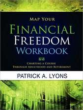 Map Your Financial Freedom Workbook